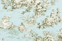 Covington M MUSEE 592 SPA Toile Print Fabric