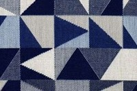 Outdura 8804 GEO NAUTICAL Geometric Indoor Outdoor Upholstery Fabric