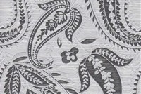 6798811 SIVAS LINEN Paisley Damask Upholstery And Drapery Fabric