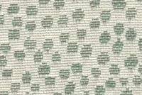 6799415 COBBLE TEAL Dot and Polka Dot Jacquard Upholstery And Drapery Fabric