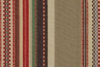 6802313 TRAILS END 295 LINEN Stripe Upholstery And Drapery Fabric