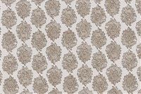 Lacefield Designs ZIRA BISQUE Floral Print Upholstery And Drapery Fabric