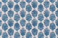 Lacefield Designs ZIRA SEASIDE Floral Print Upholstery And Drapery Fabric