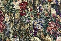 Regal Fabrics R-GARDEN GLORY JEWEL Floral Tapestry Fabric