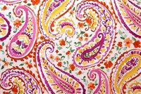 P Kaufmann WATERCOLORS 003 PUNCH Floral Print Fabric