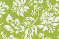 Swavelle Mill Creek WEXFORD/TERRACE GRASS Floral Indoor Outdoor Upholstery Fabric