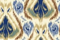 Swavelle Mill Creek BALOTELLI/CLIFFSIDE RAPIDS Ikat Linen Blend Fabric