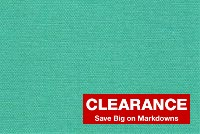 6830631 CANVAS SEA GREEN Solid Color Cotton Duck Upholstery And Drapery Fabric