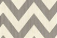 Magnolia Home Fashions CHEVY  CHARCOAL Contemporary Print Fabric