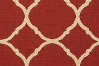 Sunbrella 45936-0000 ACCORD II CRIMSON Lattice Indoor Outdoor Upholstery Fabric