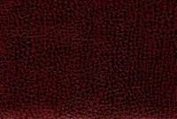 6840412 HICKOCK RED Bonded Leather Upholstery