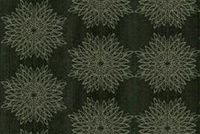6840821 MOORE CHARCOAL Floral Crypton Commercial Upholstery Fabric