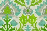 Waverly SNS SANTA MARIA MINT JULEP Floral Indoor Outdoor Upholstery Fabric