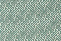 Lacefield Designs TRELLIS MIST Contemporary Print Upholstery And Drapery Fabric