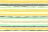 Bella-Dura BAYBREEZE KEYLIME Stripe Indoor Outdoor Upholstery And Drapery Fabric