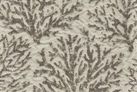 Bella-Dura CORALINE DRIFTWOOD Tropical Indoor Outdoor Upholstery And Drapery Fabric