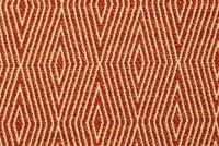 Bella-Dura DART RED CORAL Diamond Indoor Outdoor Upholstery And Drapery Fabric