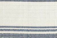 Bella-Dura TICKING INDIGO Stripe Indoor Outdoor Upholstery And Drapery Fabric