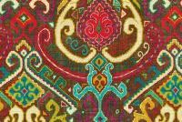 Waverly ANCIENT ECHO GEM 677840 Ikat Print Upholstery And Drapery Fabric