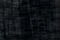 6878918 AUGUSTA SCRIM BLACK Sheer Drapery Fabric