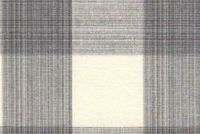 Williamsburg STRATFORD CHECK SMOKE 700437 Buffalo Check Upholstery And Drapery Fabric