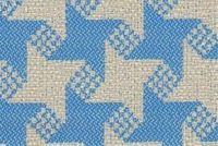 P Kaufmann OD HOUNDSTOOTH 499 MARINE Houndstooth Indoor Outdoor Upholstery Fabric