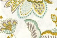 P Kaufmann GLOBAL STYLE/MET 002 MIMOSA Floral Linen Fabric