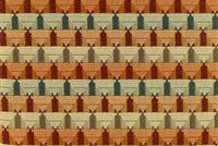 Bella-Dura ALEXA MOUNTAIN MIST Geometric Indoor Outdoor Upholstery Fabric