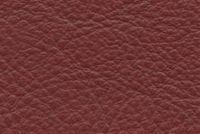 Carroll Leather CAPRONE 0985 POMEGRANATE Furniture Genuine Leather Hide Upholstery