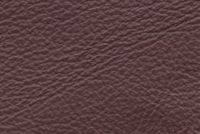 Carroll Leather CAPRONE 0906 BERRY RICH Furniture Genuine Leather Hide Upholstery