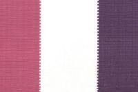 Roth & Tompkins CARUSO D3167 MULBERRY Stripe Fabric