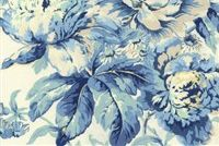 Waverly FLEURETTA BLUEJAY 678753 Floral Print Fabric