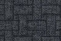 P/K Lifestyles LINE BY LINE CHARCOAL 404253 Lattice Jacquard Fabric