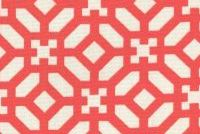 Waverly SNS IN THE FRAME PEACHTINI 67868 Lattice Indoor Outdoor Upholstery Fabric