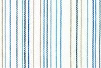 Roth & Tompkins TUCKER D3182 INDIGO Stripe Fabric