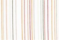 Roth & Tompkins TUCKER D3179 PERSIMMON Stripe Fabric