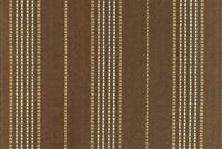 Roth & Tompkins WARREN D3174 ESPRESSO Stripe Fabric