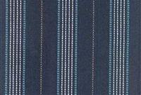 Roth & Tompkins WARREN D3175 COBALT Stripe Fabric