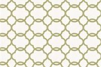 Fabricut Charlotte Moss CARLOTTA SAGE Lattice Embroidered Fabric