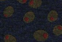 691312 NAVY Jacquard Fabric