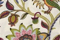 P Kaufmann DREAM CATCHER/MET 005 FIESTA Floral Linen Fabric