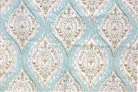 Magnolia Home Fashions ARIANA SPA Print Upholstery And Drapery Fabric