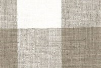 P Kaufmann CHECK PLEASE 922 ZINC Buffalo Check Upholstery And Drapery Fabric