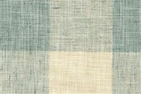 P Kaufmann CHECK PLEASE 464 LAGOON Buffalo Check Upholstery And Drapery Fabric