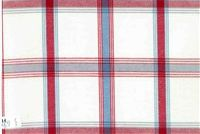 6918113 CAPTIVA FLAG Plaid Upholstery And Drapery Fabric