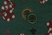 691813 MONEY Tapestry Fabric