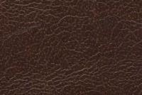 Carroll Leather GALVESTON PEAT Furniture Genuine Leather Hide Upholstery