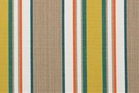 Sunbrella 56099-0000 TOKEN CARIBBEAN Stripe Indoor Outdoor Upholstery Fabric