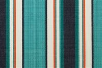 Sunbrella 58040-0000 TOKEN SURFSIDE Stripe Indoor Outdoor Upholstery And Drapery Fabric