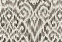 Williamsburg THOMPSON IKAT PEWTER 750575 Ikat Linen Blend Fabric